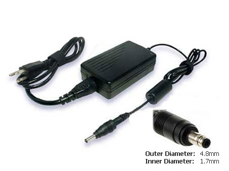 COMPAQ PPP012L Laptop Ac Adapter, COMPAQ PPP012L Power Supply