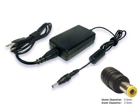 TOSHIBA PA3613U-1MPC Laptop Ac Adapter, TOSHIBA PA3613U-1MPC Power Supply